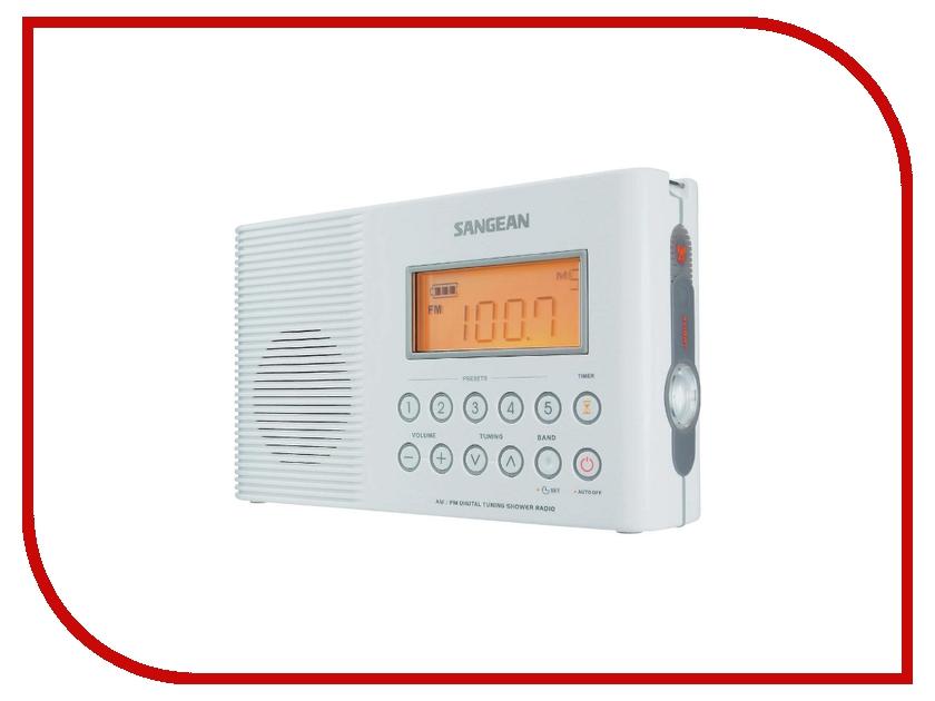 Радиоприемник Sangean H-201 White<br>
