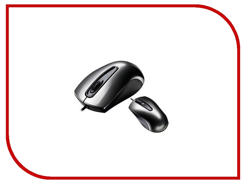 Мышь ASUS UT200 Grey 90-XB0L00MU00030 USB