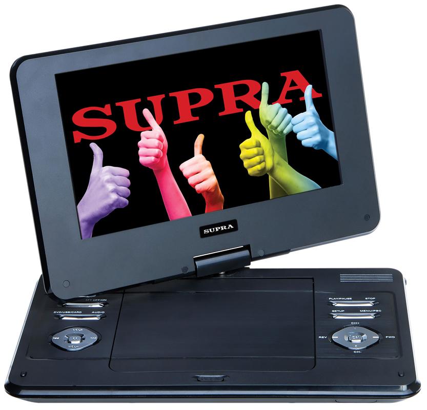 DVD плеер SUPRA SDTV-923UT<br>