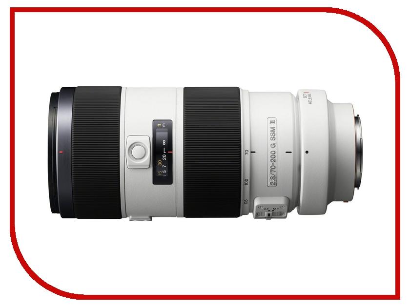 Объектив Sony SAL-70200G2 70-200 mm F/2.8 G SSM II*<br>