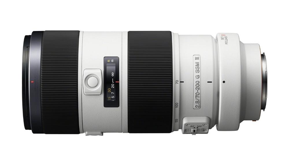 Объектив Sony SAL-70200G2 70-200 mm F/2.8 G SSM II*