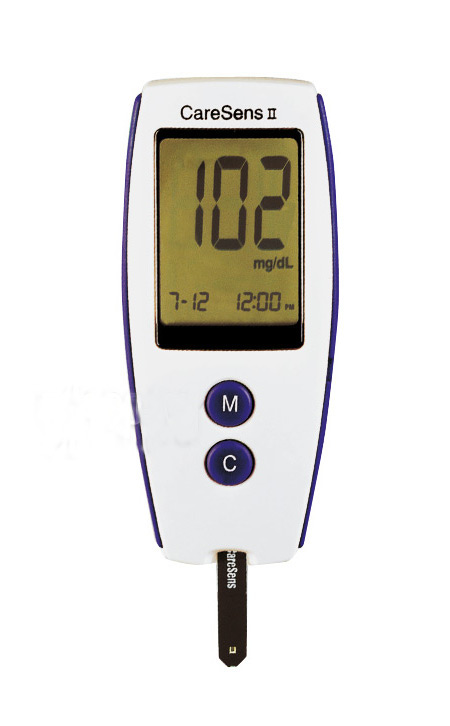 цены на Глюкометр CareSens II  в интернет-магазинах