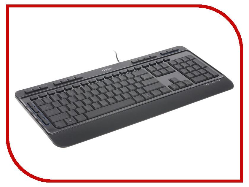 Клавиатура Intro KU112I Illuminated Black USB клавиатуры intro клавиатуры компьютерные 25 напр km490 black intro black usb