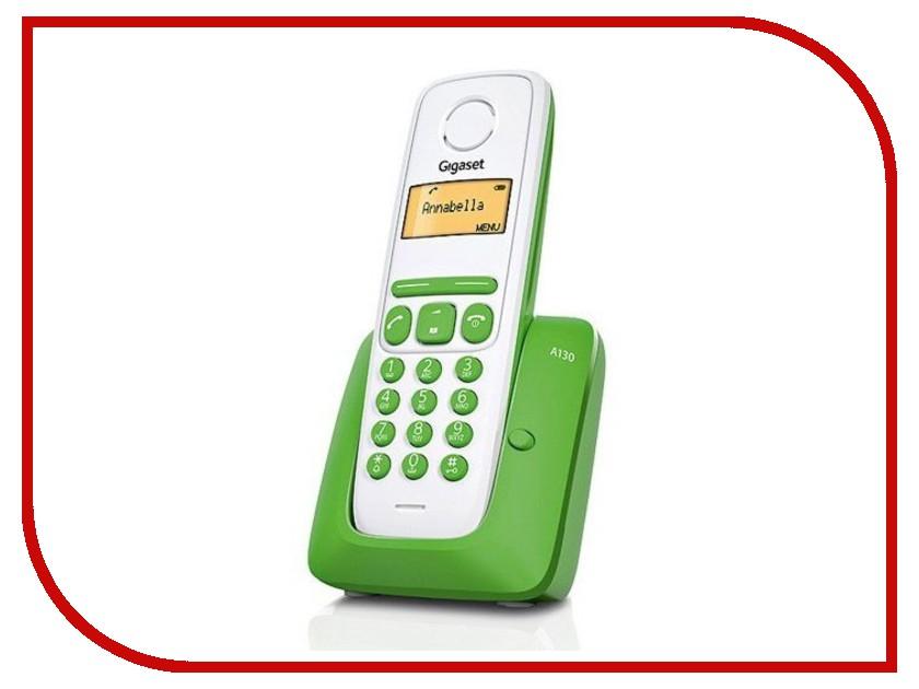 Радиотелефон Gigaset A130 Green<br>