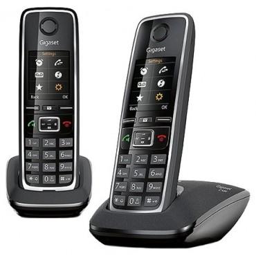 Радиотелефон Gigaset C530 DUO Black цена
