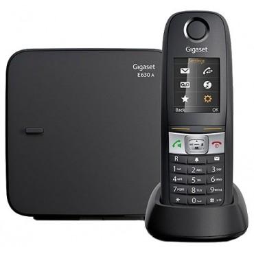 Zakazat.ru: Радиотелефон Gigaset E630A Black