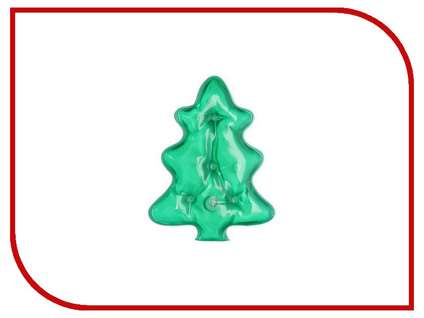 Солевая грелка Линтуб Ёлочка 190x160x14mm грелка солеваямишка цвет зеленый