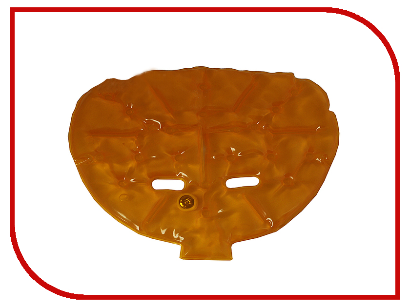Солевая грелка Линтуб Маска №6 270x240x14mm грелка солевая дельтатерм детская цвет желтый page 1