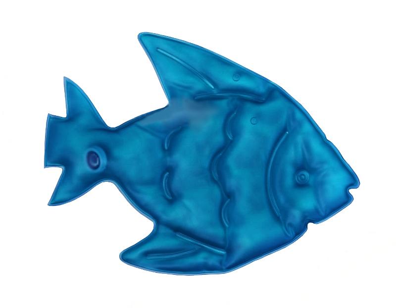 Солевая грелка Линтуб Рыбка 220x200x14mm