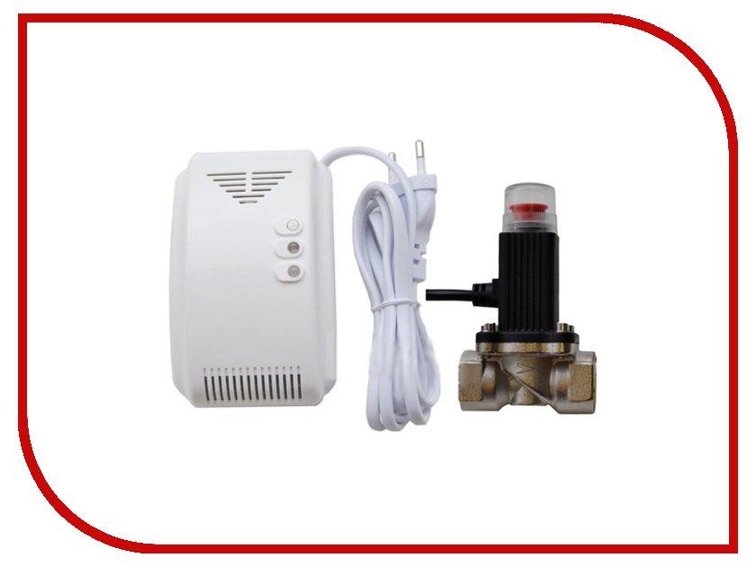 Датчик Sapsan Газ-Контроль GL-100 - датчик утечки газа с клапаном 00002335