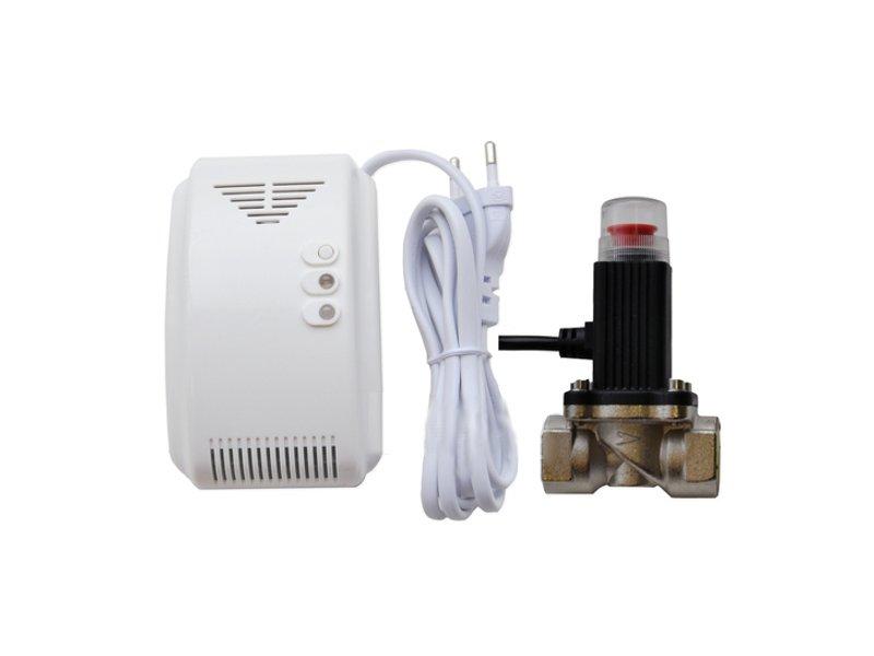 Аксессуар Sapsan Газ-Контроль GL-100 - датчик утечки газа с клапаном 00002335