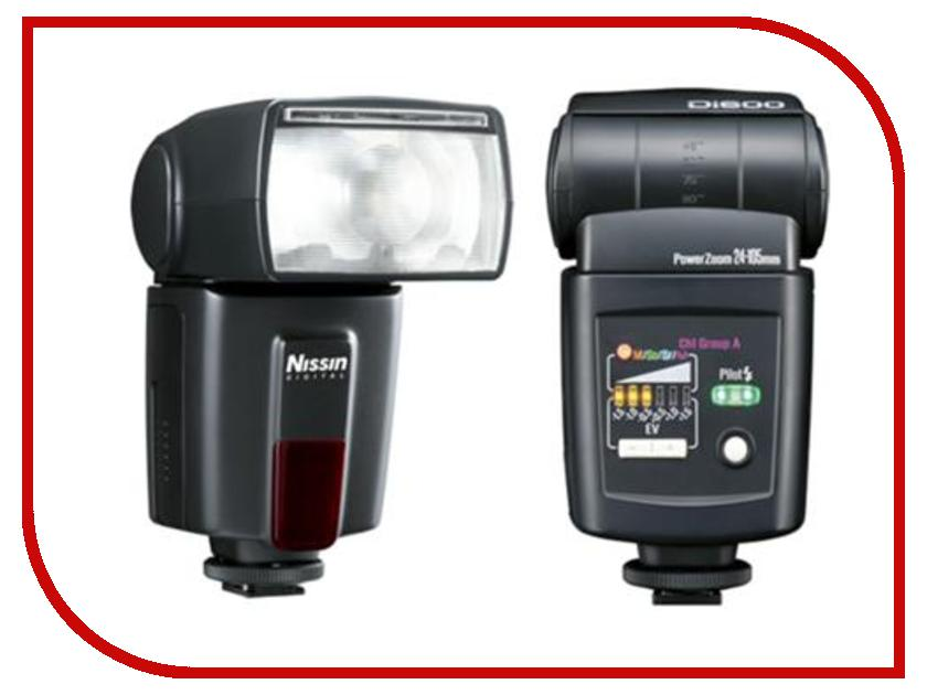 Вспышка Nissin Di-600 for Nikon<br>