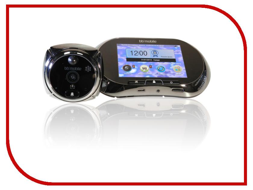 Видеоглазок BB-Mobile GSM ГлазОК Silver<br>
