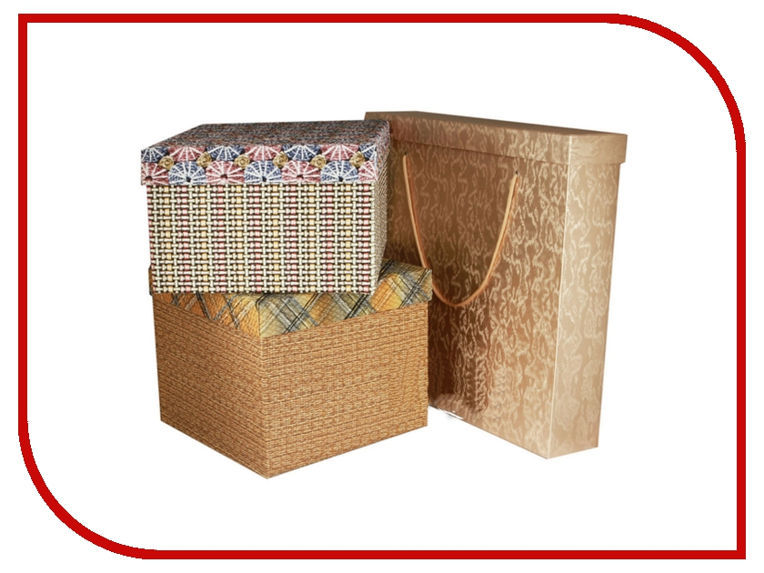 Коробка для подарка крупногабаритная