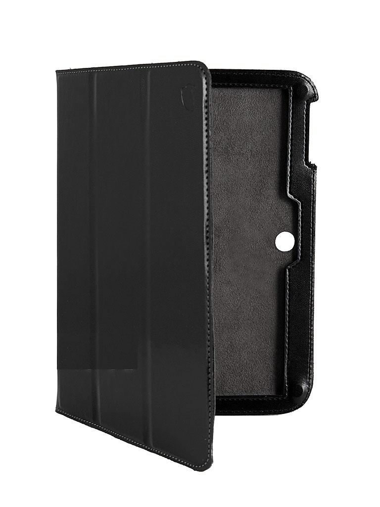 Аксессуар Чехол Galaxy Tab 3 10.0 P5200/P5210 Lemon Tree Slim Anti-Spot Black LT-21SA0701<br>