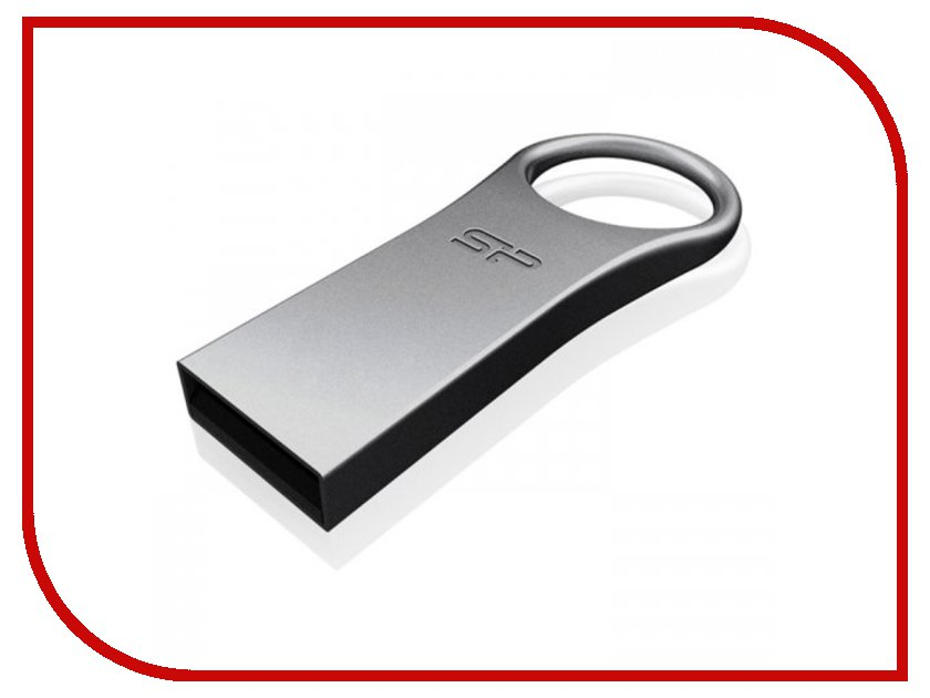 Фото USB Flash Drive 8Gb - Silicon Power Firma F80 SP008GBUF2F80V1S