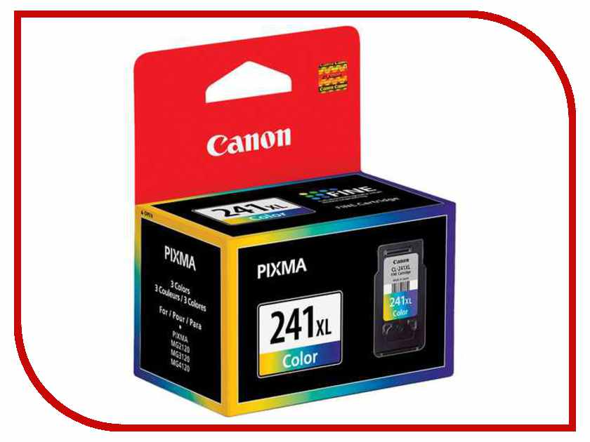 Картридж Canon CL-441XL Color 5220B001<br>