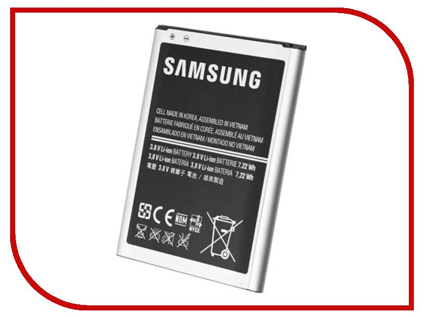 ��������� ����������� Samsung EB-B500AEBECRU 1900 mAh ��� Samsung Galaxy S4 mini
