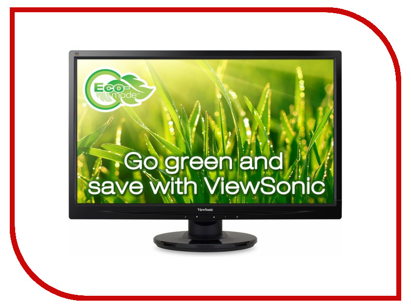 Монитор ViewSonic VA2445-LED монитор led