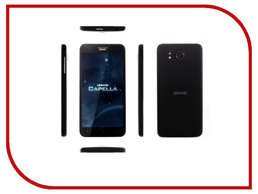 Сотовый телефон Lexand S5A3 Capella gps навигатор lexand sa5 hd