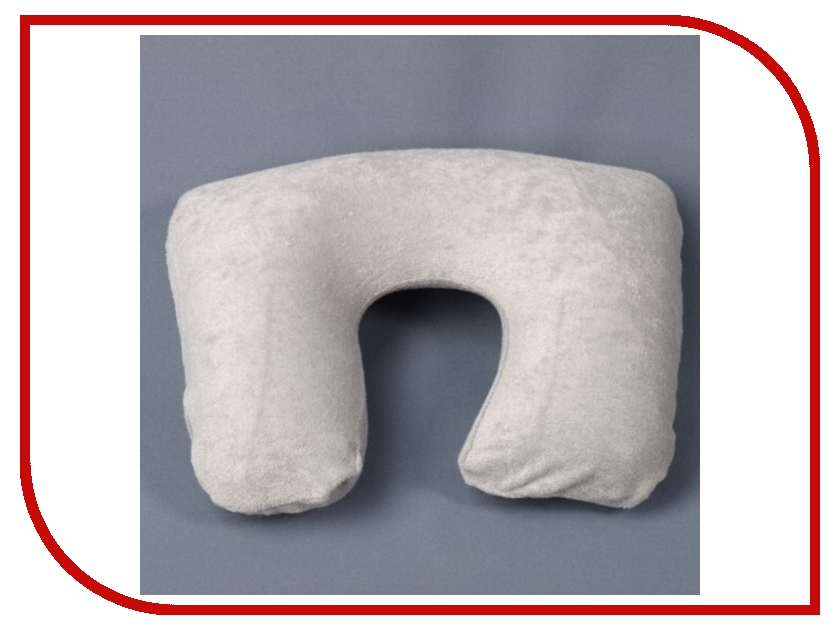 Ортопедическая подушка Fosta F-8053 - надувная с вырезом под голову стоимость