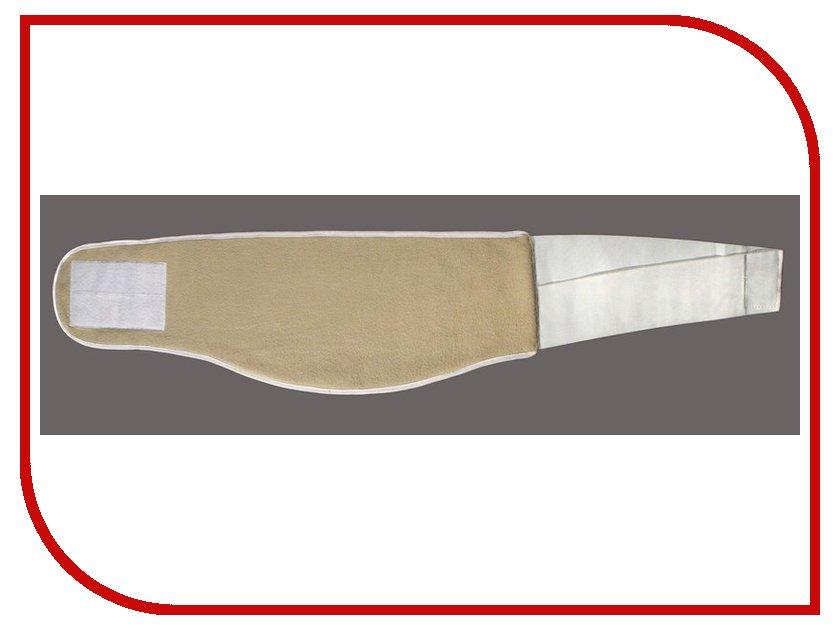 Ортопедическое изделие КОМФ-ОРТ К-612 - пояс, овечья шерсть, №2 80-100см