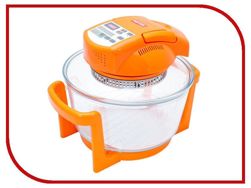 Аэрогриль Hotter HX-1037 Classic Orange аэрогриль hotter hx 1047 universal в минске