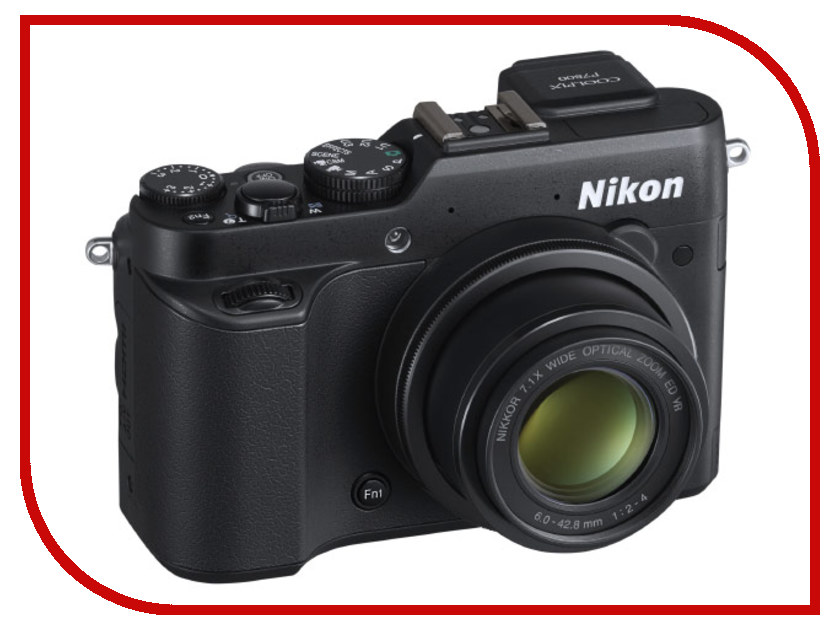 Фотоаппарат Nikon P7800 CoolpixФотоаппараты<br><br>