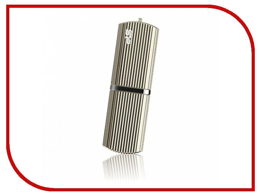 USB Flash Drive 8Gb - Silicon Power Marvel M50 USB 3.0 Champagne SP008GBUF3M50V1C