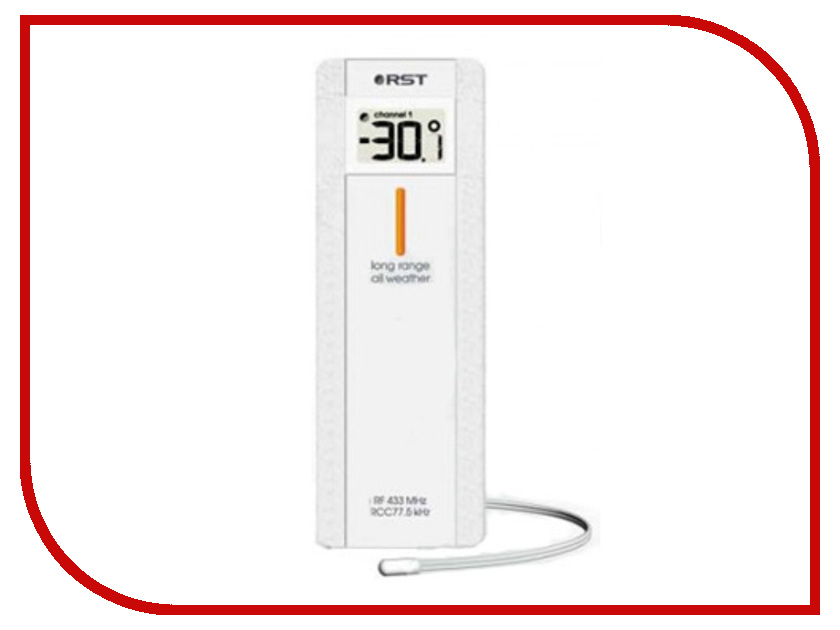 Аксессуар RST 02252 - радиодатчик температуры для 8877x/0278x/3277x/77110