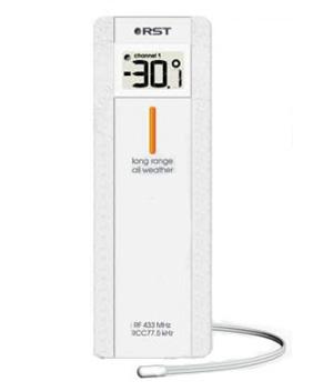 Радиодатчик температуры RST 02252 для 8877x/0278x/3277x/77110 фото