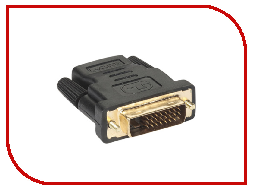 Аксессуар Espada DVI-D 25M to HDMI 19F EDVI25m-HDMI19f dvi female to hdmi male adapter converter cable for pc laptop hdtv hdmi dvi adapter cable 10cm