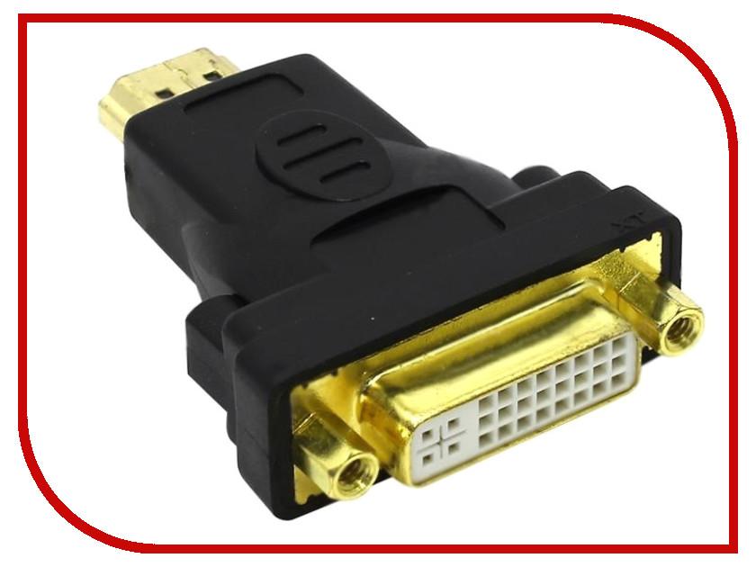 Аксессуар Espada HDMI 19M to DVI-I 29F EHDMI19m-DVI29f аксессуар perfeo hdmi c mini hdmi m hdmi a f a7001