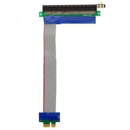 Аксессуар Переходник Espada PCI-E X1 to X16 EPCIEX1-X16rc