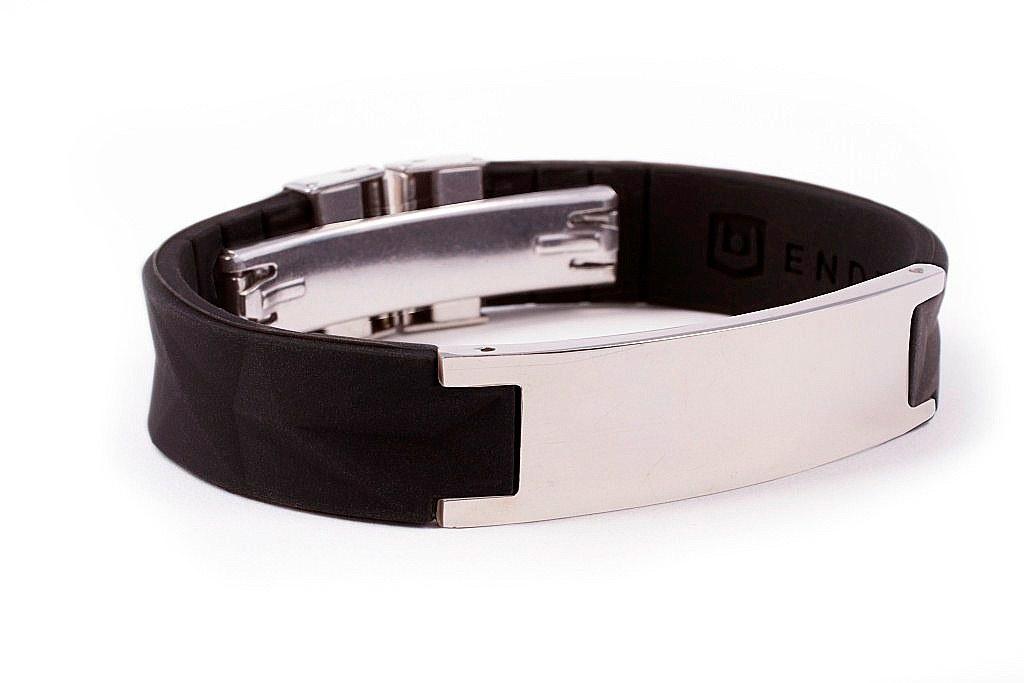 Браслет Lifestrength/Purestrength T1I Black/Silver New<br>
