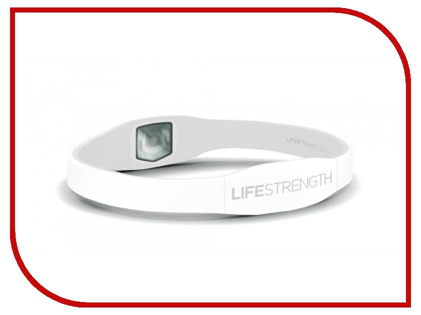 Браслет Lifestrength/Purestrength Pure MD White/Grey
