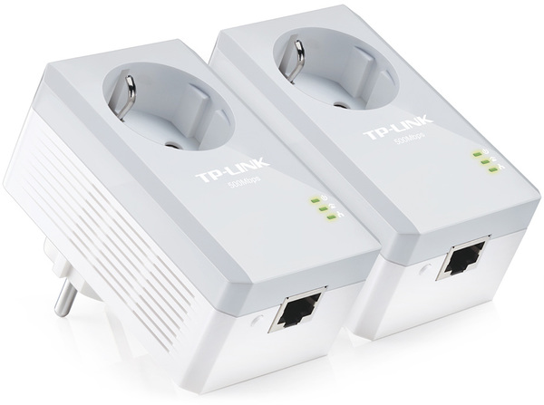 Powerline адаптер TP-LINK TL-PA4010P KIT