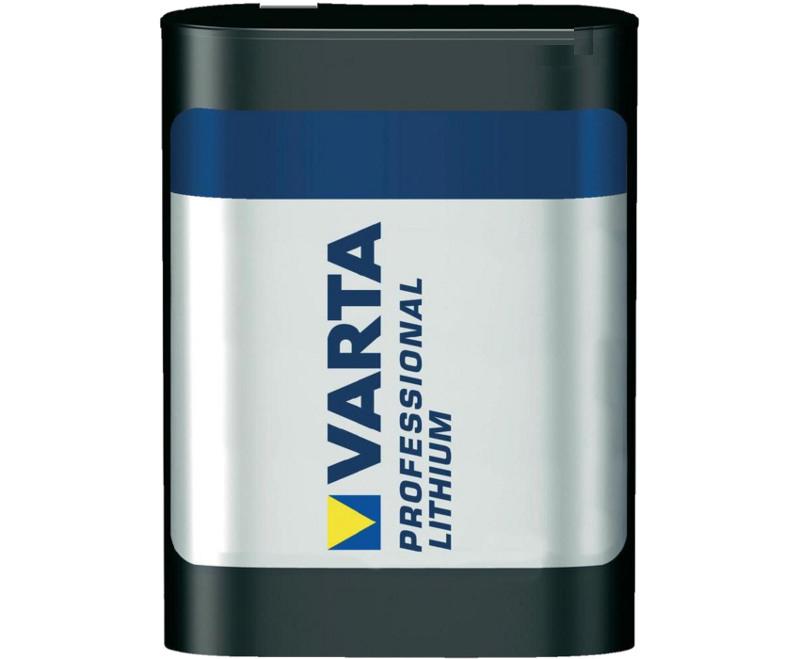 Батарейка 2CR5 Varta Professional Lithium 06203 (1 штука)