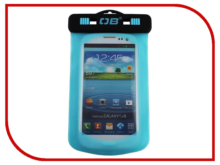 Аксессуар Чехол OverBoard Waterproof Phone Case OB1008A герметичный гермомешок overboard cityscape waterproof dry tube us1005y