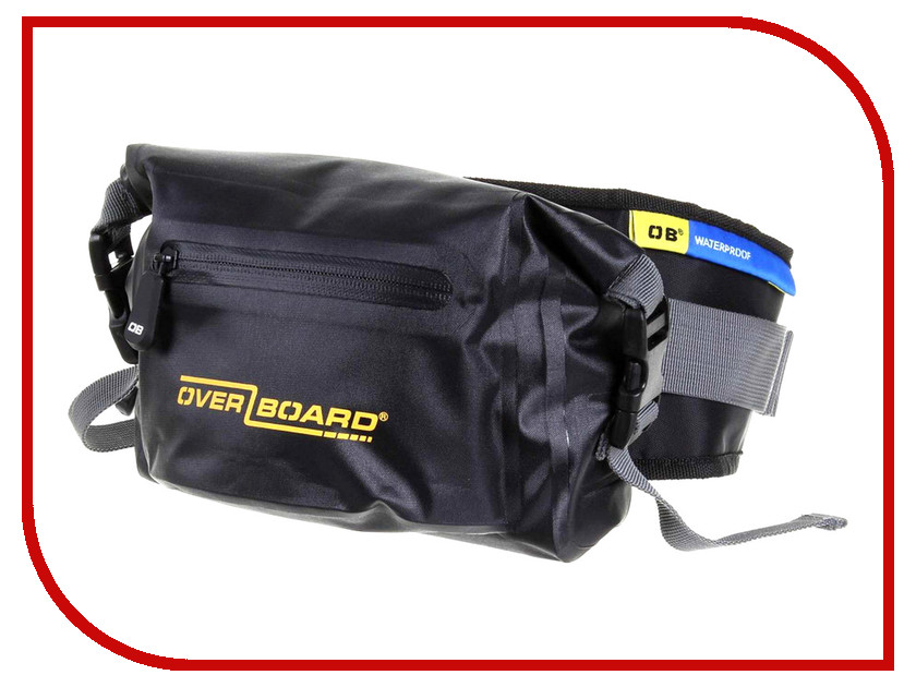 Сумка OverBoard Waterproof Waist Pack 3 Litres OB1049BLK светильник camelion kd 008с с55
