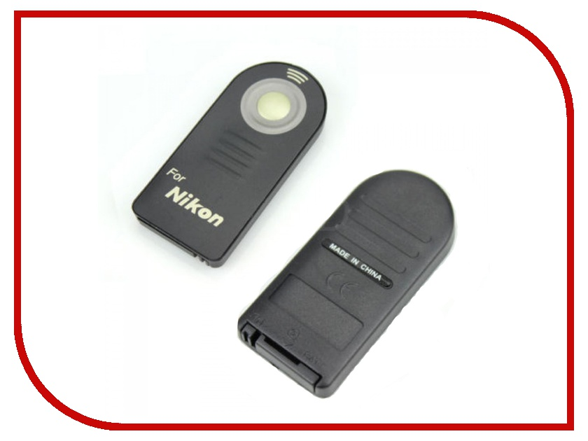 Пульт ДУ Nikon ML-L3 for D3000, D40, D40x, D50, D60, D70, D70S, D80, D90, D7000 и т.д<br>