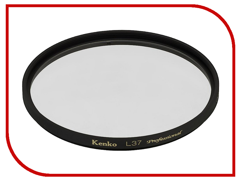 Светофильтр Kenko L37 UV Professional 52mm светофильтр kenko mc uv 0 52mm page 6