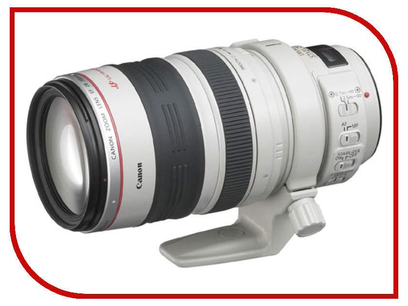Объектив Canon EF 28-300 mm F/3.5-5.6 L IS USM<br>