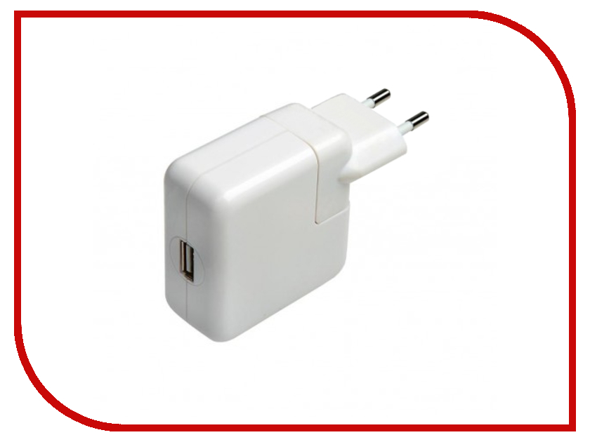 Зарядное устройство Ainy / Aspire 1000mAh / Belkin F8Z240ea/F8Z222ea USB Power Adapter для iPod сетевое<br>
