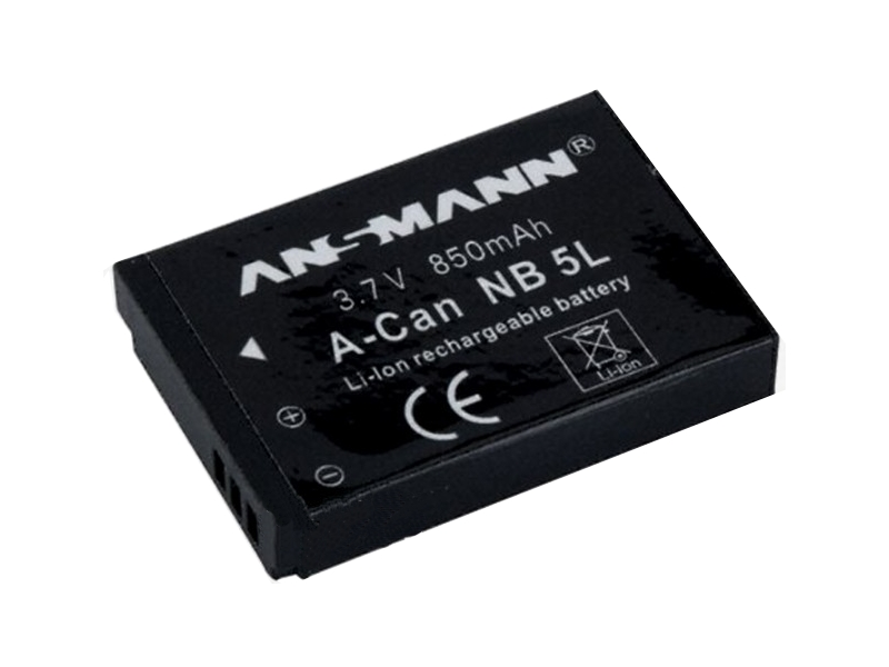 Аккумулятор Ansmann A-Can NB-5L