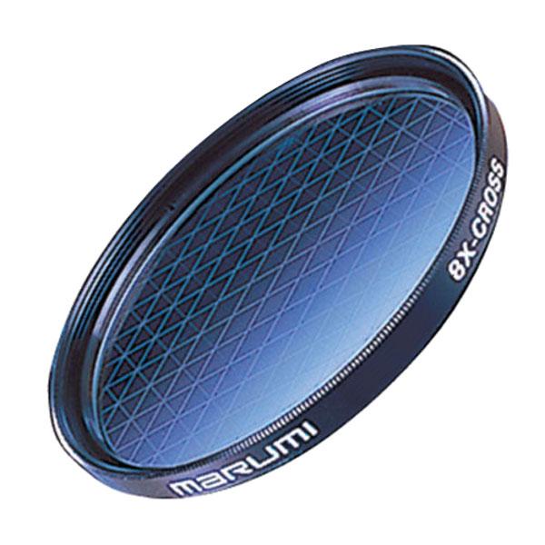 Светофильтр Marumi 8XCross 62mm<br>