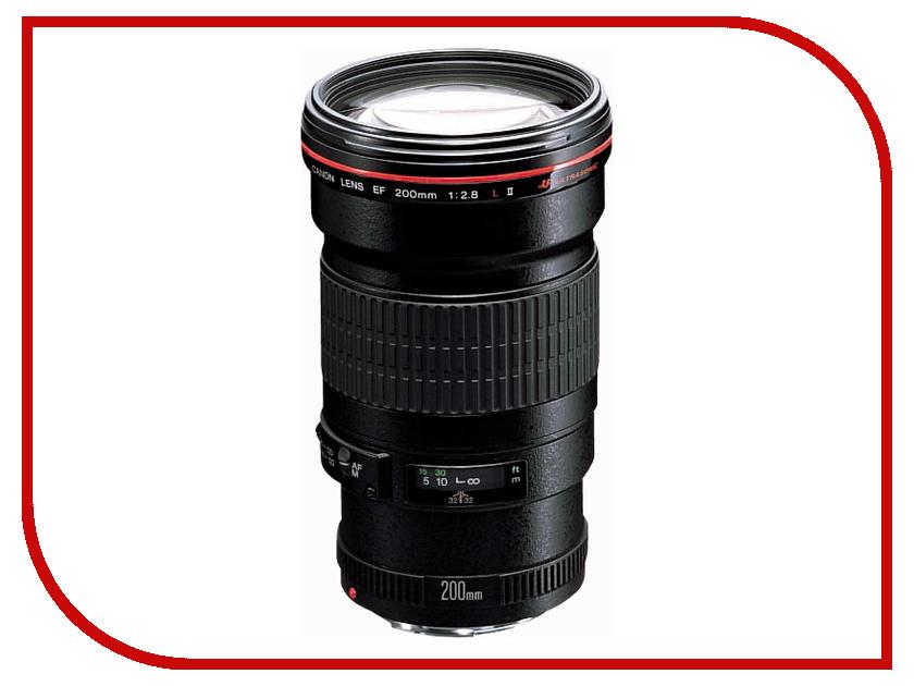 Объектив Canon EF 200 f/2.8L II USM<br>