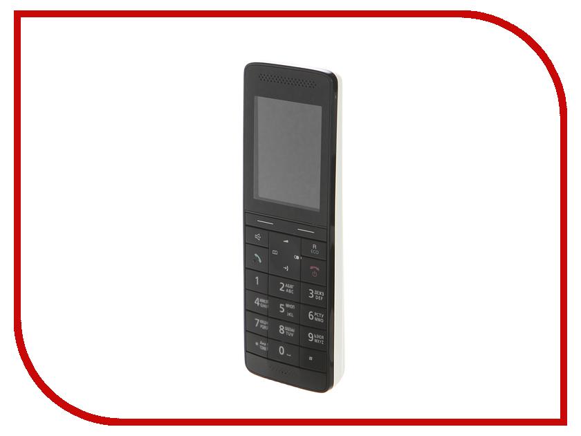 Радиотелефон Panasonic KX-PRS110 RUW радиотелефон panasonic kx tge110rub kx tge110rub