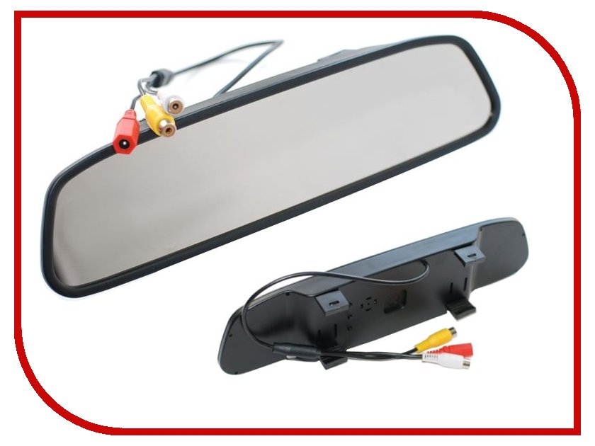 Монитор в авто AutoExpert DV-500 со встроенным монитором аксессуар autoexpert foam k пенная насадка