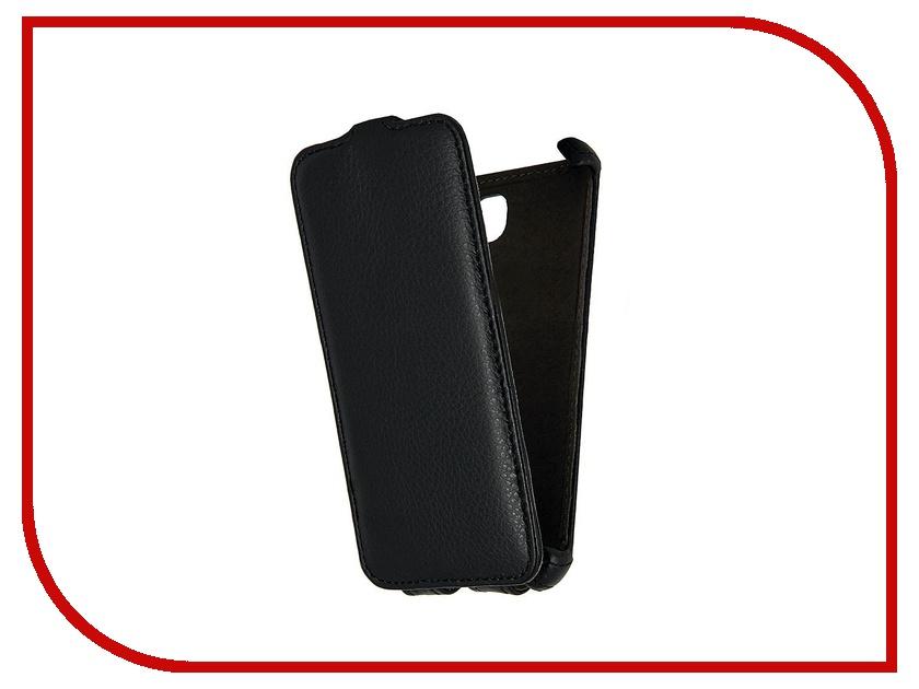 ��������� ����� Fly IQ4411 Quad Energie 2 iBox Premium / Gecko ������� Black / Grey